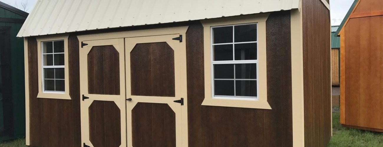 Portable Sheds and Outbuildings