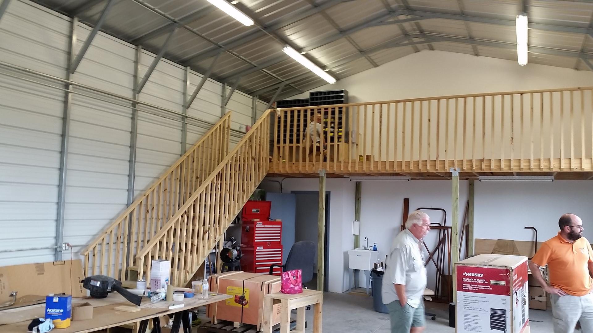 Workshop, Man Cave (or She Shed), Garage…